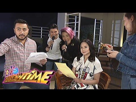It's Showtime: Maalaala Mo Kaya Studio | Mannequin Challenge