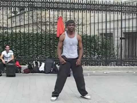 Street Dance in Paris