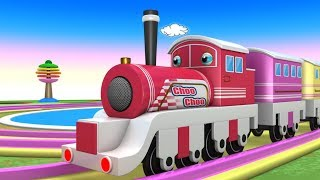 Videos for Children - Thomas & Friends - Toy Train - Choo Choo Train - Toy Factory - Trains