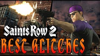 Saints Row 2 Best Glitches
