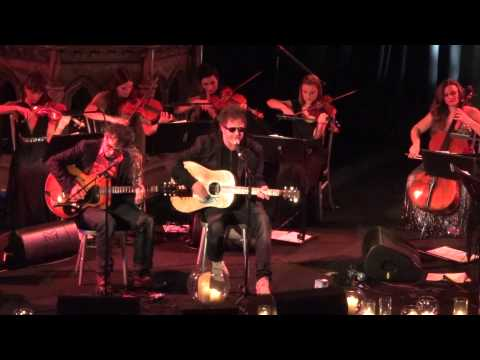 killing moon - Ian McCullough &amp; Ian Broudie with Dirty Pretty Strings - union chapel 23 -11 -12