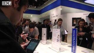 MWC2012: Samsung gadgets get larger screens, projectors