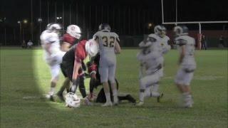 California high school football rivalry turns violent