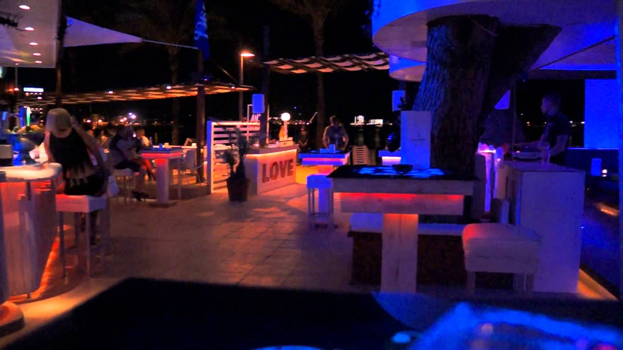 Bay Bar San Antonio Ibiza Youtube