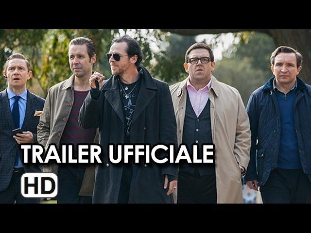 La Fine Del Mondo Trailer Ufficiale - Simon Pegg e Nick Frost