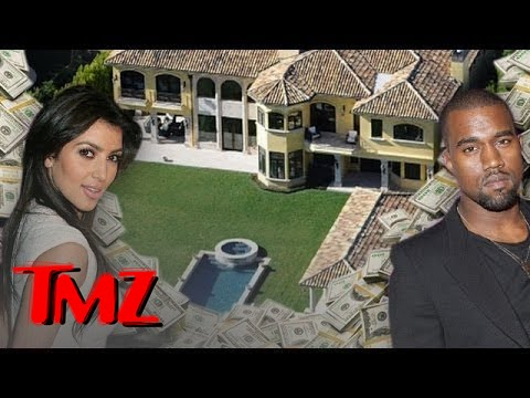 Kim and Kanye have decided to flip their $11 million mansion!