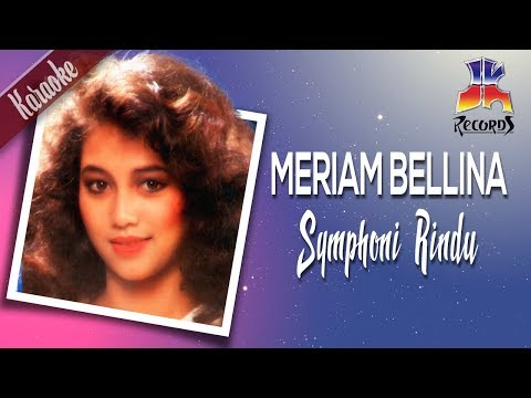 Meriam Bellina - Symphoni Rindu (karaoke) video