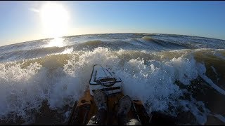 2019 Hobie Outback, 8 Miles Offshore, NEVER AGAIN