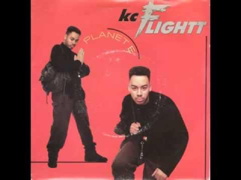 """KC Flightt """"Planet E"""" (House Mix) 1989"""