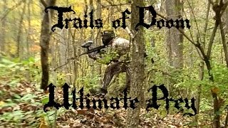 Paintball Snipers The Hunter gets HUNTED! Sniper Tactics by Trails of Doom