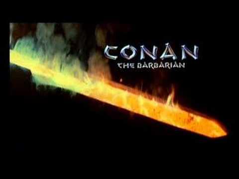 Conan The Barbarian - Theme