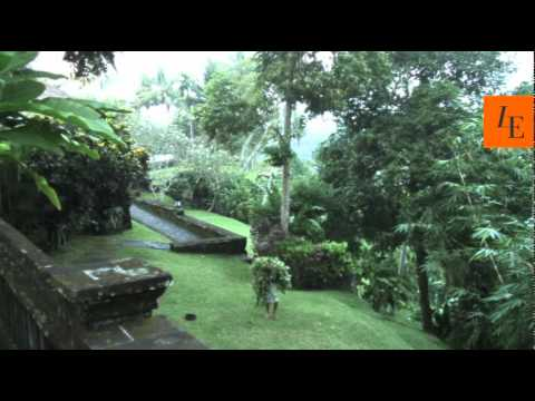Luxury hotel video review, Amandari, Ubud, Bali