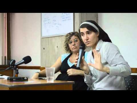 Teresa Forcades En Venezuela habla sobre aborto...