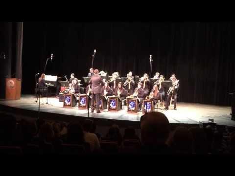 Eustis High School MPA Jazz 2 Performance - 2014