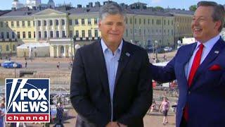 Hannity on Trump's high stakes Helsinki summit with Putin