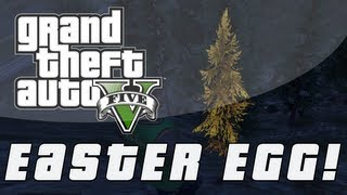 Game | Grand Theft Auto 5 Secret Golden Tree Easter Egg! GTA V | Grand Theft Auto 5 Secret Golden Tree Easter Egg! GTA V