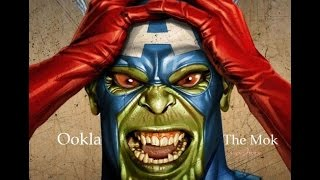Watch Ookla The Mok Theme From super Skrull video