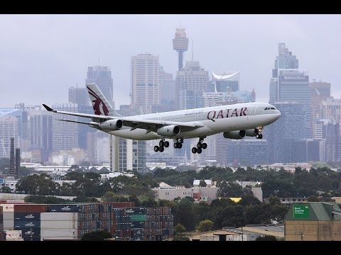 A Year in Review at Sydney International Airport - 2013