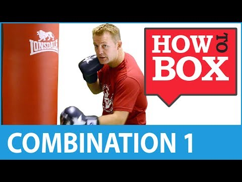 Punch Bag Combination - 1 (Bag Combos) Image 1