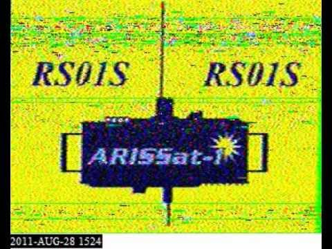Receiving ARISSat-1 / RADIOSCAF-B / KEDR - 2011-08-28