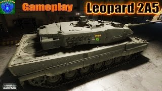 Armored Warfare | Leopard 2A5 Gameplay | Ээх Лёва