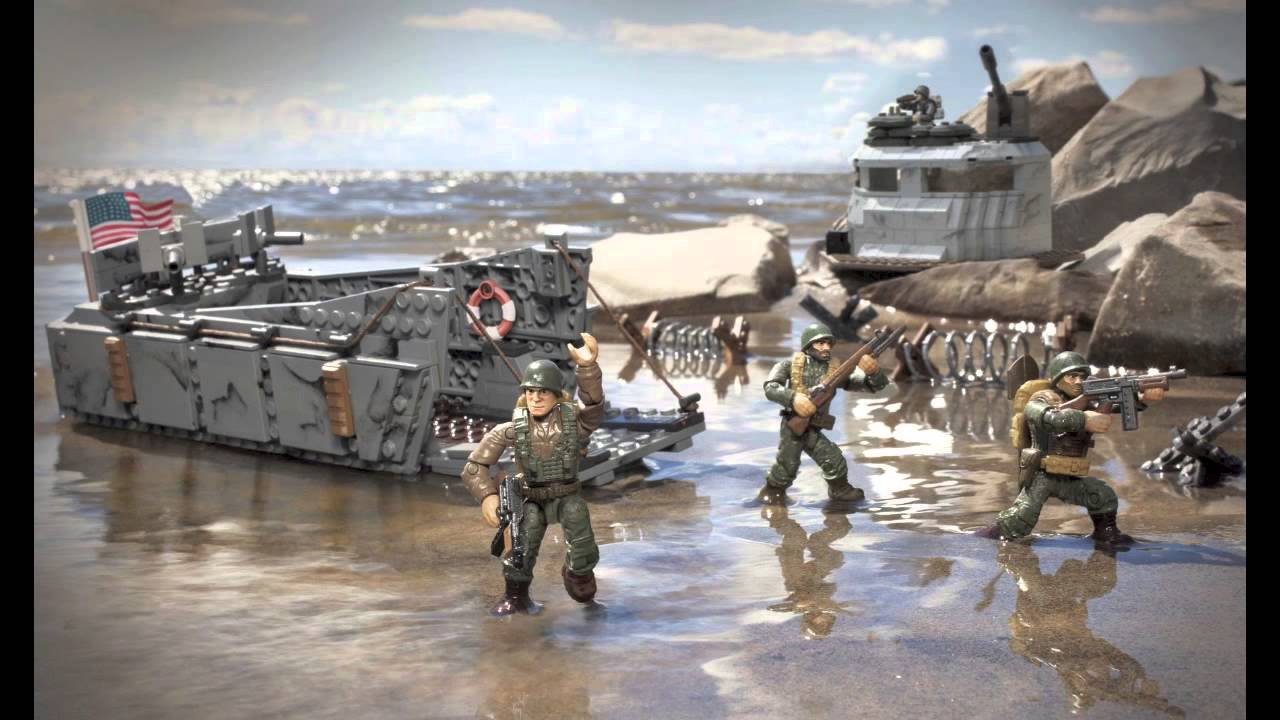 DDay the Invasion of Normandy in color  SFGate