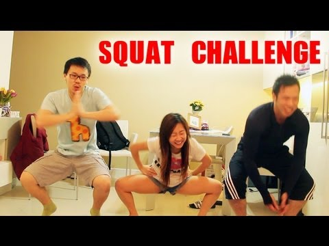 Mighty Squat Challenge