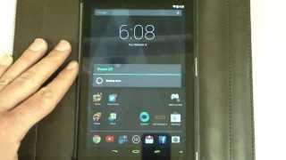 Android Ice Cold Project (AICP) 4.4.2/Nexus 7 2013 (Flo) Install