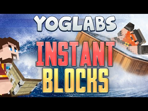 Minecraft Mods - Pop Up Hot Tub - Yoglabs (instant Blocks Mod) video