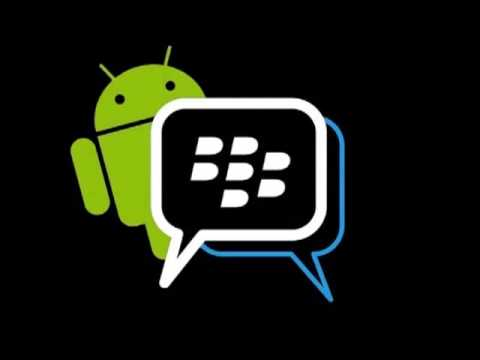 NOTICIA: Como descargar BlackBerry Messenger (BBM) Para Android? (+link .apk)