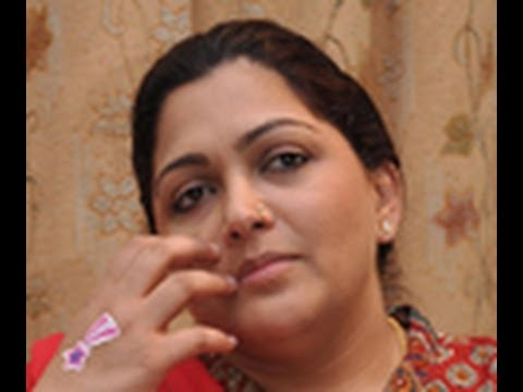 Kushboo complaints to Police