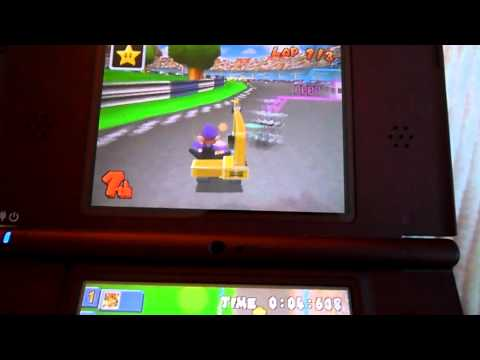 Reviewing the Action Replay dsi mario kart ds