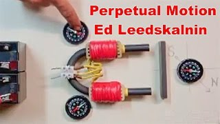 "Edward Leedskalnin Perpetual Motion magnetic currents ""change polarity"" test 2"
