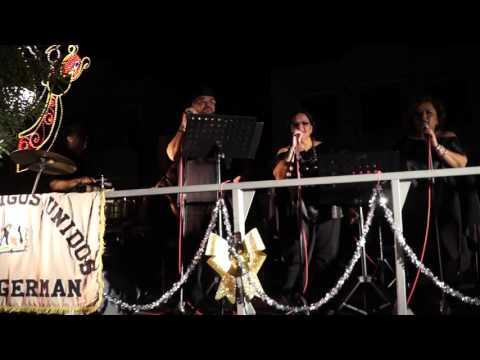 ''LA ORQUESTA HAPPY HILLS''  HOMENAJEA A SHORTY CASTRO 12/06/2015