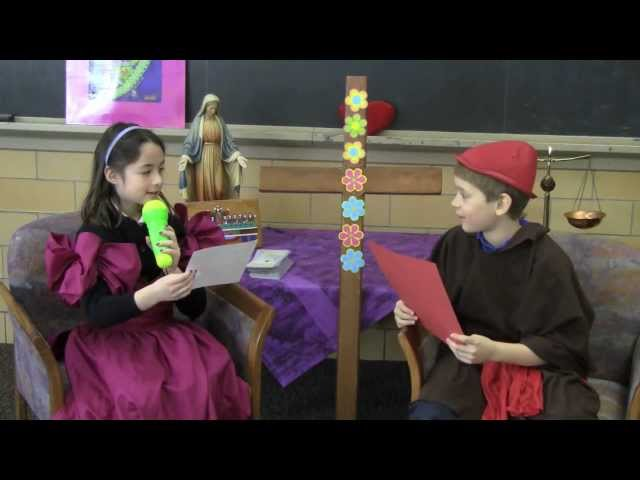 Presentation School Cardinal Project