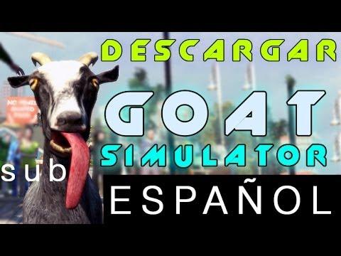 Descargar e Instalar Parche Español para Goat Simulator 2014