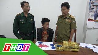 Điện Biên: Bắt vụ vận chuyển 90.000 viên ma túy tổng hợp   THDT