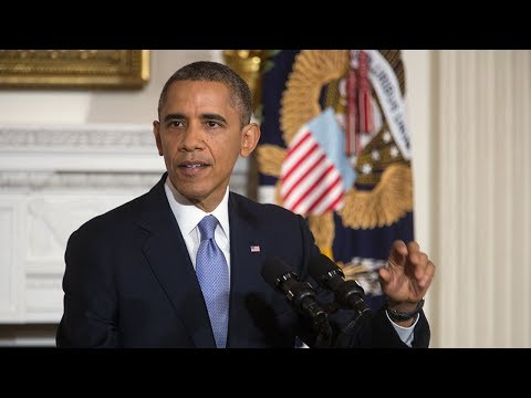 President Obama Speaks on Reopening the Government