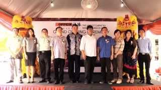 Opening Ceremony of The Oppein Showroom, Johor Bahru, Malaysia