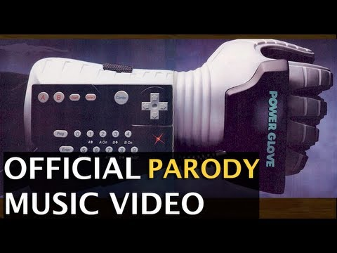 Nintendo Power Glove Tribute Song
