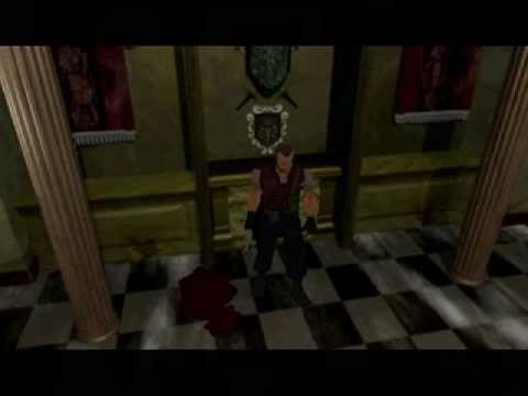 Resident Evil Director's Cut (Jill Scenario Part 1) Something wrong with the House??