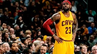 LeBron James - Defensive Player of the Year? The Starters