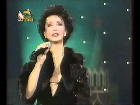 Ирина Аллегрова Я улыбнусь тебе скозь слезы