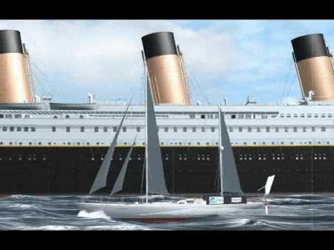 R.M.S. Titanic for Virtual Sailor 7: Part I