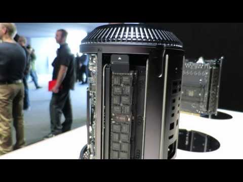 Hands On: Apple Mac Pro
