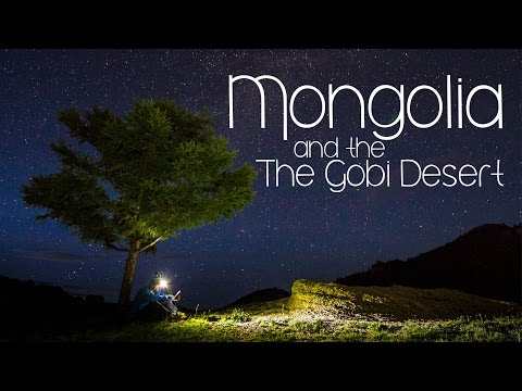 Travel Photography in Southern Mongolia and the Gobi Desert