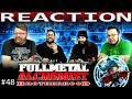 Fullmetal Alchemist: Brotherhood Episode 48 REACTION!!