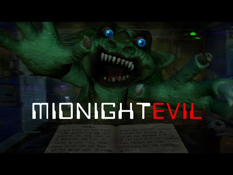 Midnight Evil Trailer - Launch Trailer ESRB