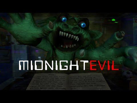 Midnight Evil Trailer - Launch Trailer ESRB