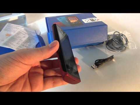 Nokia 500 Unboxing - GSMDome.com